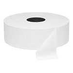 WindSoft 1 Ply Jumbo Toilet Paper Rolls 4000 Ft White 6 Rolls Per Case Price Per Case