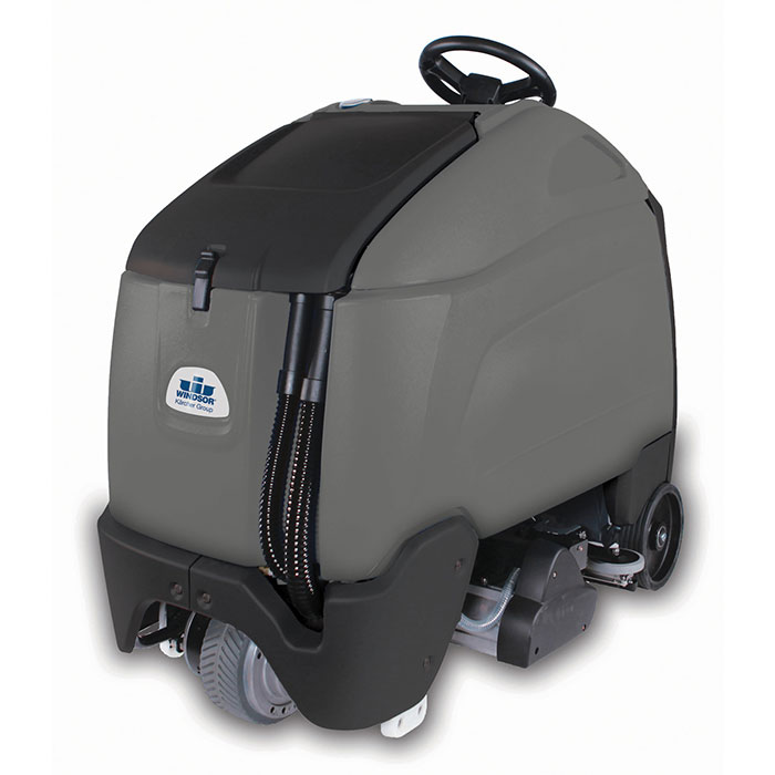 Windsor Chariot 174 Iextract 25 Gallon Stand Up Carpet