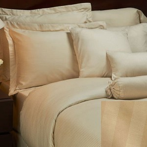 1888 Mills Magnificence T-310 Tone on Tone Duvet Covers King 106x94 60% Pima Cotton 40% Polyester Linen 6 Per Case Price Per Each