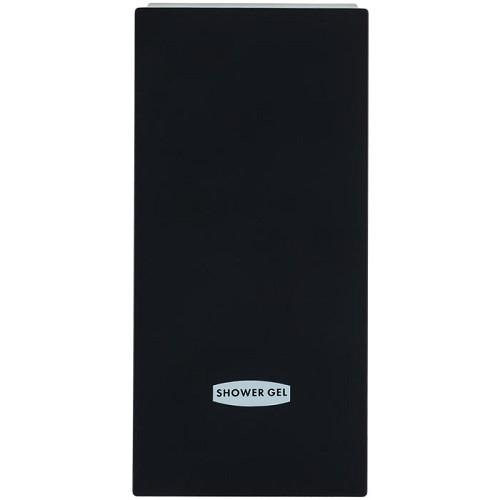 Dispenser Amenities Wave Dispenser Matte Black 12 Per Case Price Per Each