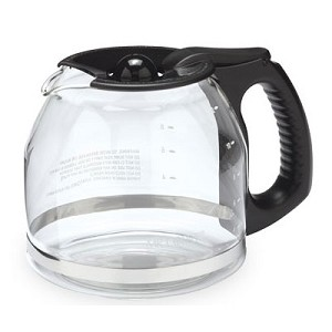 Mr. Coffee 12 Cup Replacement Glass Carafe Fits Model TFS13-099, SK13-099, SKX23-099, JWX31-099 ...