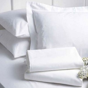 Thomaston Mills  T-200 Duvet Cover King 107x94 White 12 Per Case Price Per Each