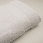 1888 Mills Pure Terry Bath Towels 30x56 100% Supima Cotton Loops White 18Lb/Dz 2 Dz Per Case Price Per Dz