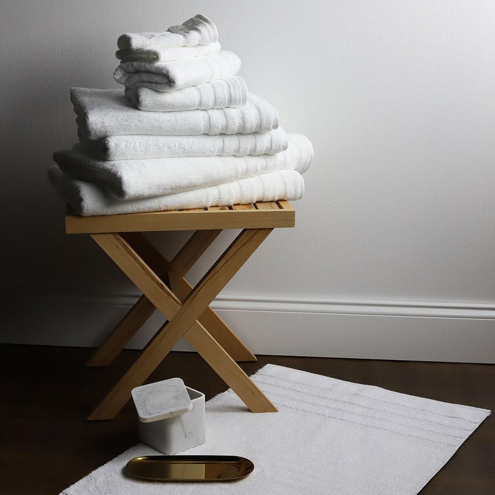 1888 Mills Empire Bath Towels XL 30x56 100% Ring Spun 2