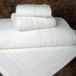 1888 Mills Kensington Bath Towels XL 30x56 100% Ring Spun 2 Ply Cotton White 18Lb/Dz 2 Dz Per Case Price Per Dz