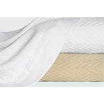 1888 Mills Magnificence Thermal Blanket Full XL 87x93 100% Cotton Linen 2 Per Case Price Per Each