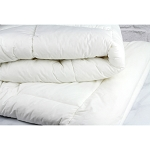 1888 Mills Magnificence Duvet Insert King 105x93 100% Cotton White 2 Per Case Price Per Each