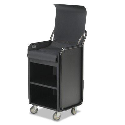 Forbes Alumunique Steel Houskeeping Cart Tilt Amp Roll 8