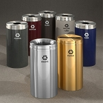 RecyclePro 1 Single Purpose Receptacles