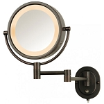 Lighted Wall Mount Mirrors