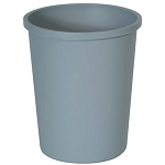 Untouchable® Round Wastebaskets