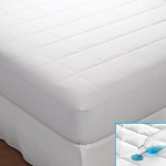 Martex Silent Choice Quilted Waterproof Mattress Pad