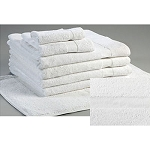 AHS Gladiator Washcloths 12x12 86% Cotton 14% Polyester White 1Lb/Dz 25 Dz Per Case Price Per Dz