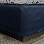 Navy Box Spring Covers