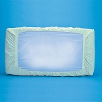 Bargoose Patented Portable Fitted Crib Safety Sheet 22x44x3 Mint 6 Per Case Price Per Each