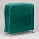 Reinforced Vinyl Rollaway Bed Covers Green