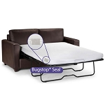 Bargoose BedBug Solution™ Elite Sleeper Sofa Zippered Encasments Twin 38x72x6 6 Per Case Price Per Each