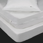 Bargoose 3 Gauge Zippered Vinyl Mattress/Boxspring Cover Fits Up To 12