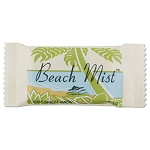 Beach Mist Facial/Body Soap 0.5 Oz. 1000 Per Case
