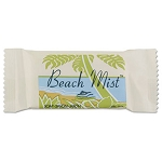 Beach Mist Facial/Body Soap 0.75 Oz. 1000 Per Case