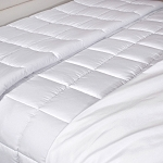 Berkshire EcoLuxe Comforter Twin Extra Long 66x94 White 2 Per Case Price Per Each