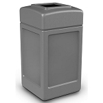 42-Gallon Square Waste Containers