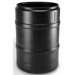 45-Gallon Round Liners For Hexagon Waste Containers