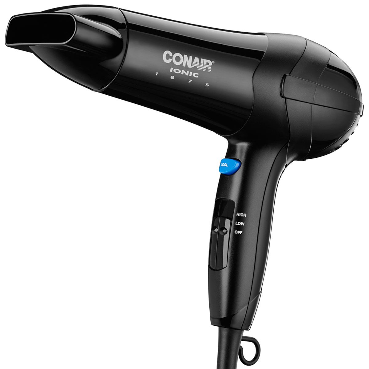 conair blow dryer conair 174 425bkwh 1875 watt ionic hair dryer black 4 per 12172