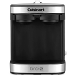 Cuisinart® WCM11SX 2-Cup Coffee Maker Black/Stainless Steel 6 Per Case Price Per Each