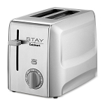Cuisinart® WST240 2-Slice Plastic Toaster Stainless Steel 4 Per Case Price Per Each