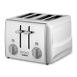 Cuisinart® WST480 4-Slice Plastic Toaster Stainless Steel 2 Per Case Price Per Each