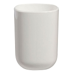Creative Bath Celebrity Plastic Tumbler White 6 Per Case Price Per Each