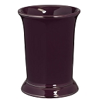 Creative Bath Regency Ceramic Tumbler Purple 6 Per Case Price Per Each