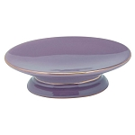 Creative Bath Regency Ceramic Soap Dish Amethyst 6 Per Case Price Per Each