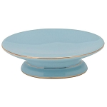 Creative Bath Regency Ceramic Soap Dish Aquamarine 6 Per Case Price Per Each