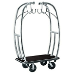 Deluxe Heavy Duty Bellman Carts - Angel Style