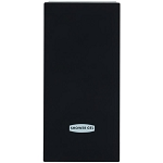 Dispenser Amenities Wave Dispenser Matte Black 12 Per Case Price Per Each