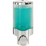 Dispenser Amenities Signature Dispenser I Chrome/Translucent Bottle 12 Per Case Price Per Each