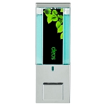 Dispenser Amenities iQon Dispenser I Chrome/Translucent Bottle 12 Per Case Price Per Each