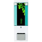 Dispenser Amenities iQon Dispenser I White/Translucent Bottle 12 Per Case Price Per Each