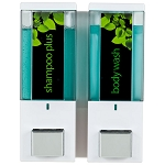 Dispenser Amenities iQon Dispenser II White/Translucent Bottles 12 Per Case Price Per Each