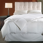 Downlite White Goose Down Duvet Inserts w/ Quilted Box Extra Long Full 86x98 Medium Weight 4 Per Case Price Per Each