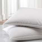 Downlite Traditional 5/95 Goose Down & Feather Pillows King 20x36 35 Oz. Fill Firm Support 6 Per Case Price Per Each