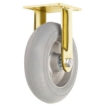 8 Inch Cushion Grey Replacement Wheels