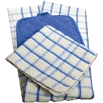 Ganesh Dish Cloths 12x12 100% Ringspun Cotton 48 Dz Per Case Price Per Dz