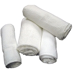 Ganesh Magic Super Pool Towels 30x60 100% Cotton White 14Lb/Dz 3 Dz Per Case Price Per Dz