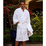 Ganesh Kimono Sheared Velour Bathrobe 48x60 100% Ringspun Cotton 12 Per Case Price Per Each