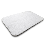 Ganesh Oxford Bath Rug 21x34 100% Cotton Terry White 3 Dz Per Case Price Per Dz