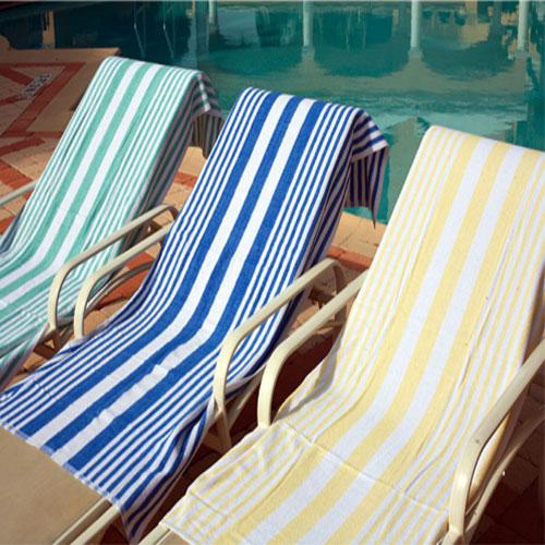 Royal Victorian Stripe Towel 100/% Flossy Cotton Stripe Design Excellent Quality