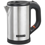 Hamilton Beach Commercial HKE050 0.5 Liter Stainless Steel Kettle 6 Per Case Price Per Each